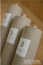 Cotton Linen Fabric - Good Quality - for Craft Homeware Zakka in Natural Ecru
