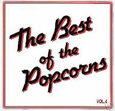 V.A. - THE BEST OF THE POPCORNS Vol. 4 CD