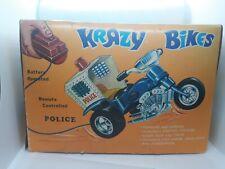 Krazy Bike Police Bike Marx Toys In Box