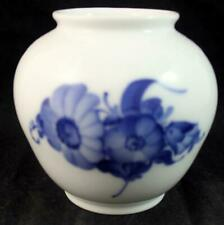 Royal Copenhagen BLUE FLOWERS BRAIDED Vase # 8252 Pattern 10 GREAT CONDITION