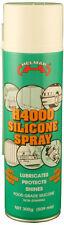 12 X Helmar H4000 Silicone Spray 300g -  3600g Total