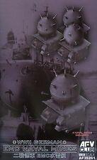 AFV Club 1/35 AF35261 WWII German EMG Naval Mines (4 Naval Mines)