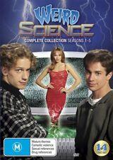Weird Science : Season 1-5