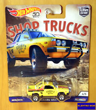 Hot Wheels Subaru Brumby Brat [Car Culture/Shop Trucks] Sooby's -New/Sealed/XHTF