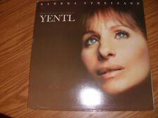 """BARBRA STREISAND """"YENTL"""" 1983 COLUMBIA JS 39152 ORIGINAL SOUNDTRACK"""