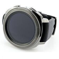 Samsung Gear Sport Smartwatch SM-R600 con Fascia in Silicone Fibbia Classica