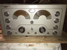 National Nc Model Nc-183 Short Wave Ham Radio Receiver