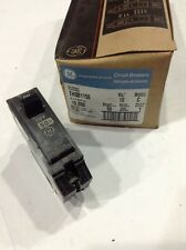 GE GENERAL ELECTRIC THQB1150 NEW CIRCUIT BREAKER 1 POLE  50A 120/240V Box Of 10