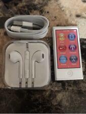 Apple iPod nano 7th Generation Silver (16 GB) NO BOX
