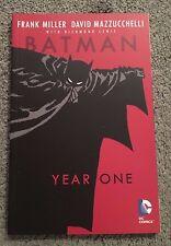 Batman:Year One Graphic Novel-tpb-Frank Miller's MASTERPIECE