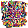 51Pcs IronMan Spiderman Hulk Kids Marvel Avengers Superhero Stickers Stickerbomb