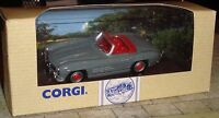 CORGI - MERCEDES 300 OPEN TOP - RED SEATS - MINT & BOXED - 96411