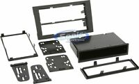 Metra 99-9107B Double DIN Installation Dash Kit for 2002-2008 Audi A4