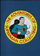 Adventures of Superman Collecting Limited Hardcover with Slipcase/#1352 of 2500