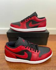 Nike air jordan 1 low 'Reverse Bred' 553558 606 US11