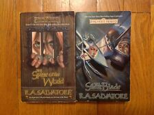 Forgotten Realms: 2 PB Book Set - The Silent Blade & The Spine of the World