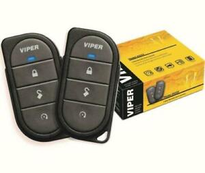 NEW Viper 4105V Remote Start System with Two 3-Button Controls