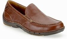 Zapatos De Cuero en Caja 👤 Clarks 👤 Talla 6.5 Unstructured Un Viento Marrón (40 EU) Nuevo Para Hombre