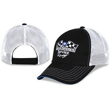 Hat Cap GM Goodwrench Racing Mesh Chevrolet Pontiac Oldsmobile Cadillac CF