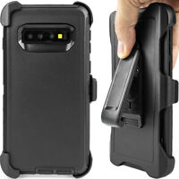 Cell Phone Case For Samsung Galaxy S10 G9730 6.1 inch With Belt Clip Dust Proof