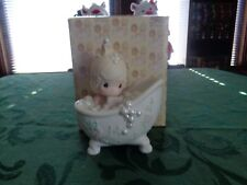 Enesco Precious Moments He Cleansed My Soul 100277