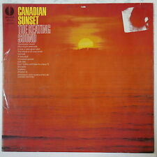 vinyl lp CANADIAN SUNSET the johnny keating sound