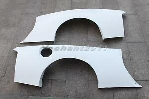 FRP BN Blister Rear Fender For 97-98 Nissan S14 S14A Silvia 200SX 240SX