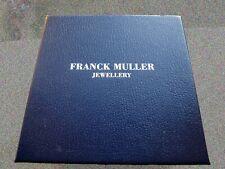 Franck Muller scatola watch box (i)