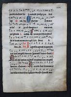ANTIPHONAR,LITHURGISCHE HANDSCHRIFT,PERGAMENT,KÖLN,UM 1490-1500