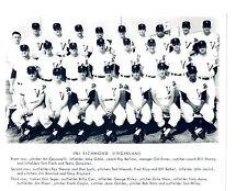1961 RICHMOND VIRGINIANS TEAM  8x10 PHOTO NEW YORK YANKEES  BASEBALL
