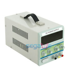 30V 10A 110V Precision Variable Adjustable Switching Digital DC Power Supply New