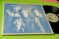 BREAD LP BEST OF ORIG ITALY 1972 GATEFOLD COVER