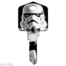 STAR WARS Keyblank Suits Lockwood ,Key Blank-Storm Trooper Free Postage!