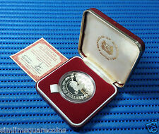 1981 Singapore Mint's Lunar Series $10 Year of the Rooster 1oz Silver Proof Coin