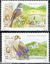 1999 Hongarije 4549-4550 Europa CEPT Nationale parken