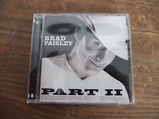 Brad Paisley Part II CD TOP!!!K10