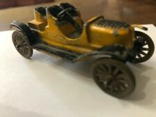 Tootsietoy Classic Series Car 1907 Stanley Steamer Yellow and Black