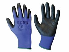 Scan - Max. Dexterity Nitrile Gloves - Medium (Size 8)