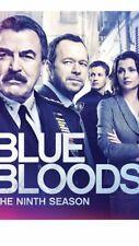 Blue Bloods TV Series Season 9 DVD Brand New