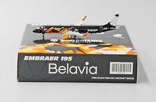 "Belavia E190 ""World of Tank""  Reg:EW-400PO JC Diecast model Scale 1:400 LH4138"