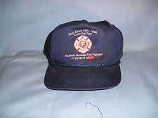 "H-15 -  Southern NV Firefighter/MDA 1961-1996 ""Over the Top Ball Cap"
