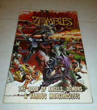 MARVEL ZOMBIES: BOOK OF ANGELS DEMONS AND MONSTROSITIES 2007 One-Shot Comic