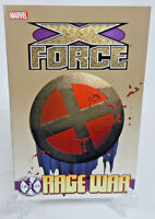 Counter X-Force Rage War 110 111 112 113 Marvel Comics TPB Trade Paperback New