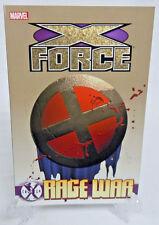 Counter X-Force Rage War 110 111 112 113 Marvel Comics TPB Trade Paperback New