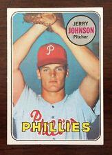 1969 TOPPS Baseball JERRY JOHNSON #253 NRMT