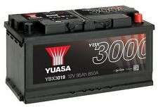 For Nissan Interstar, Renault Master, Vauxhall Movano YUASA Car Battery YBX3019