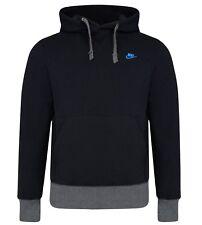 Men's New Nike Fleece Hoodie Hoody Hooded Sweatshirt Jumper Pullover Jacket
