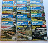 2002 MODEL RAILROADER MAGAZINE (12) ISSUES COMPLETE YEAR