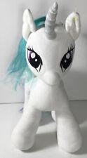 "Build-A-Bear My Little Pony PRINCESS CELESTIA Stuffed 15"" White Unicorn Sun 2014"