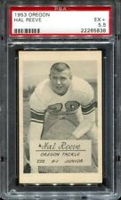 1953 University of Oregon Hal Reeve PSA 5.5 -